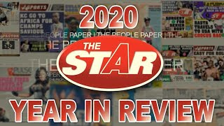 2020 STAR REVIEW: Team Spice splits...Koffee wins Grammy... COVID lockdown...Beenie vs Bounty