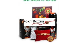 Send Finger Licking Sweets as Rakhi Gifts for Brother @RakhiBazaar.com