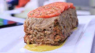Buñuelos de frutilla y Pastel de carne con salsa tahini | Recetas Vive La VIda XL