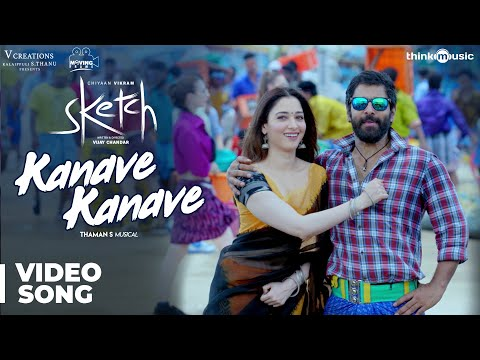 Kanave Kanave Video Song With Lyrics, Sketch Movie Song