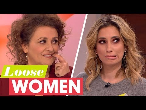 connectYoutube - Nadia Hasn't Been to the Dentist for Nine Years! | Loose Women