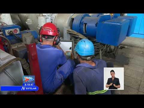 Persiste déficit de generción térmica en Sistema Eléctrico de Cuba