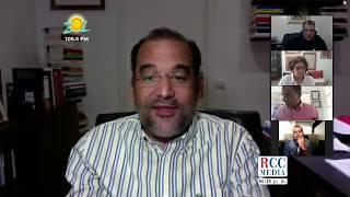Olivo Rodríguez Huertas comenta como el coronavirus afectado España y la comunidad dominicana