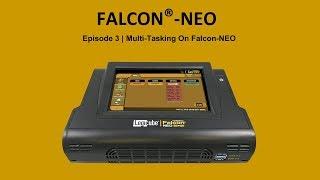 Falcon-NEO マルチタスクの手順