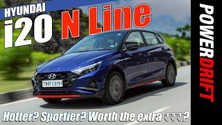 Hyundai i20 N Line | First Drive Review | PowerDrift