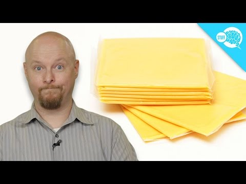 What Is American Cheese Really Made Of?
