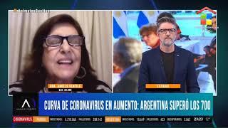 Olivos: ¿Qué le aconsejaron los expertos al presidente