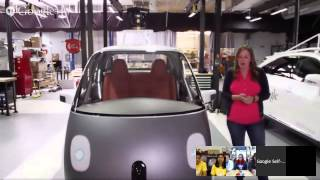 Maker Camp Field Trip: Google Self-Driving Cars!