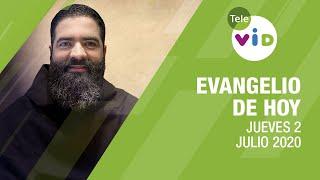 El evangelio de hoy Jueves 2 de Julio de 2020, Lectio Divina ???? - Tele VID