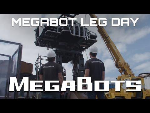 MegaBot Leg Day! (Season 1)