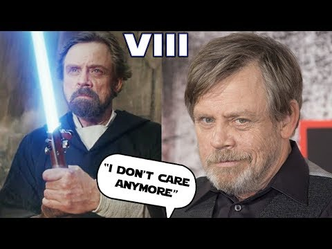 Mark Hamill DOESN'T CARE to Return to Star Wars Anymore - Star Wars News Explained