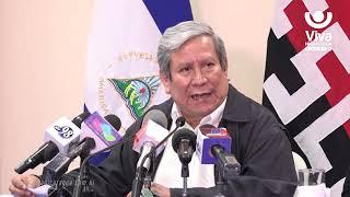 Nicaragua seguirá preparándose para fortalecer la respuesta ante desastres naturales