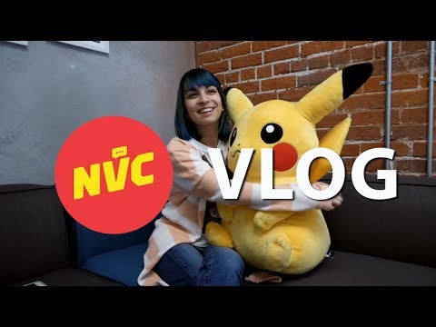 connectYoutube - WHAT'S IT LIKE TO BE ON THE IGN WIKI TEAM? - Nintendo Voice Chat Vlog Ep. 28