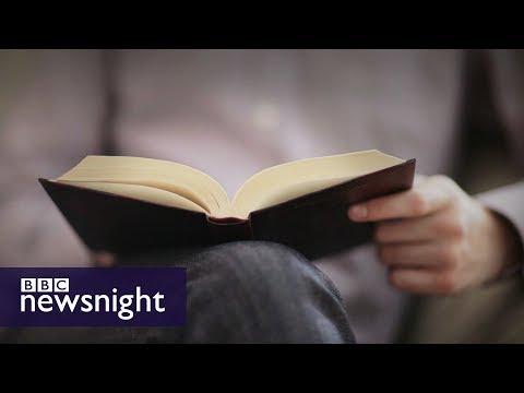 connectYoutube - Is sensitivity stifling literature? - BBC Newsnight