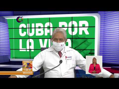 Cuba reportó 8 394 casos de Covid-19 y 84 fallecidos