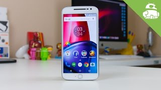 Moto G4 Plus Review!