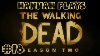 The Walking Dead Season 2 #18 - Sandra