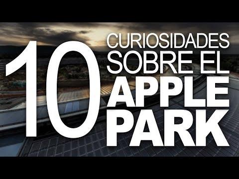 10 CURIOSIDADES sobre el Apple Park