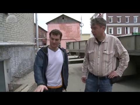 Станислав упал с крыши 4-этажного дома и остался жив
