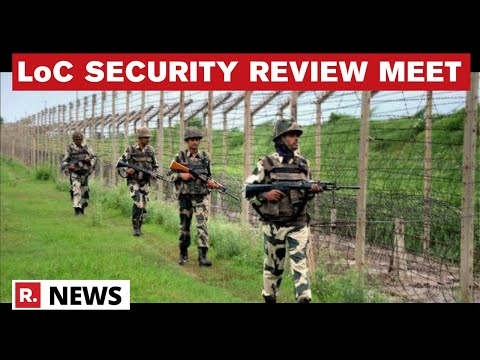 J&K: Centre To Hold Key Review Meeting Over LoC And Security Situation