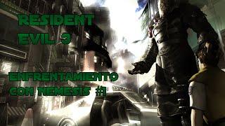 Resident Evil 3: Nemesis - Nemesis' Fight 1