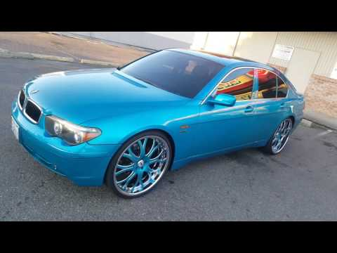 Download Youtube To Mp3 03 745li Outrageous Candy Paint 24s Ashantis Custom Inter9