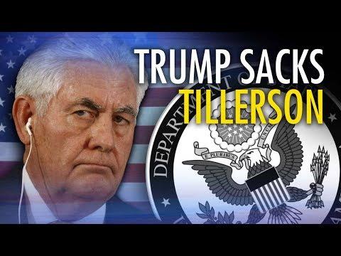 "Why Trump firing Rex Tillerson is ""outstanding"" news | John Cardillo"
