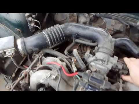 Subaru Legacy 1995 m dalys