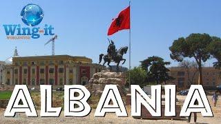 Visiting Tirane, Albania