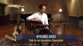 Martin 000-15SM Mahogany Acoustic #1830736 (Used) Quick n' Dirty