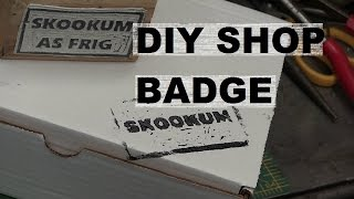 NOT So Easy Custom Workshop Stamps.