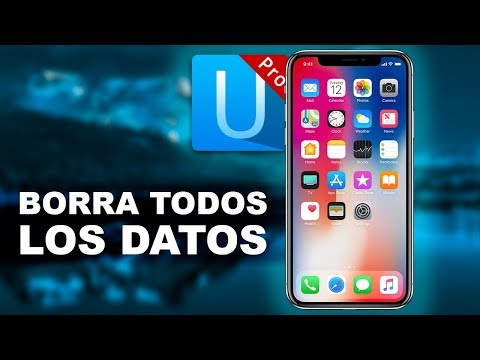 Limpia los datos personales de tu iPhone o iPad de forma IRRECUPERABLE