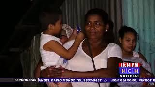 Familias protestan pidiendo alimentos en distintos sectores de la capital