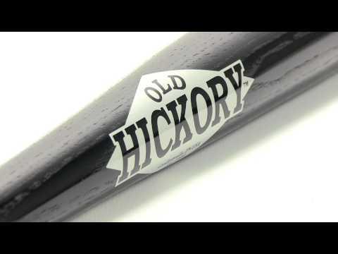 Old Hickory Bat Co. Custom Pro Ash Wood Bat: J154Y Youth