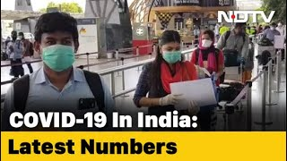 Over 9,800 Coronavirus Cases In India, 273 Deaths, Most In 24 Hours - NDTV