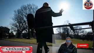 Donald Trump kite Maison blanche pour yon denye fwa. Detay sou jan jounen ap pral pase