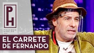¡RECORRIÓ TODO VIÑA! Fernando Larraín recordó loca noche de carrete - Podemos Hablar