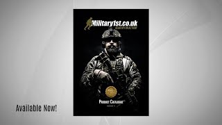 Military 1st - Product Catalogue Issue 4 Online Version: out now!