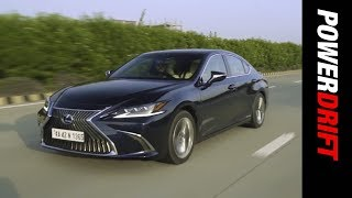 Lexus ES 300h : Car for the modern executive : PowerDrift