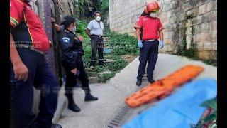 Una mujer fue asesinada en zona 5 capitalina