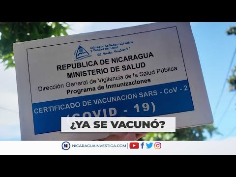#Podcast    La lucha por la vacuna anticovid en Nicaragua