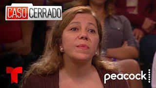 My lesbian partner cheated on me with a man! The child is mine  ???????????? | Caso Cerrado | Telemundo