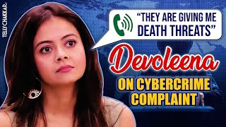 Bigg Boss 13 contestant Devoleena Bhattacharjee REACTS on Mayur Verma's cybercrime complaint | - TELLYCHAKKAR
