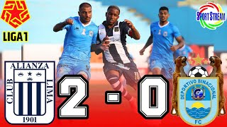 ANALISIS ?? Alianza Lima vs Deportivo Binacional ?? Fase 1 - LIGA 1 Betsson 2021