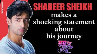 Kuch Rang Pyar Ke | Shaheer Sheikh shares something from the shooting days of the show | Checkout | - TELLYCHAKKAR