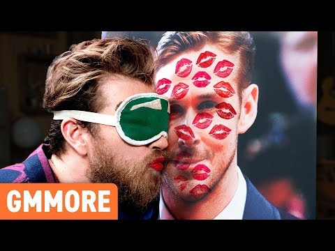 Pin The Kiss on Ryan Gosling (GAME)