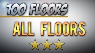 100 Floors - All Levels 1 to 30 Walkthrough (Guide/Walkthrough)