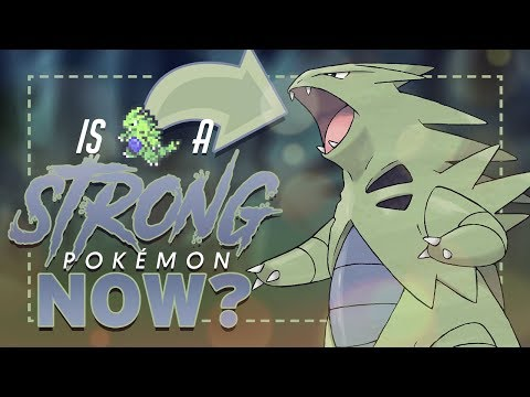 connectYoutube - Is Tyranitar A Strong Pokemon Now? Gen 7 Tyranitar Competitive Analysis ft. PokeMEN