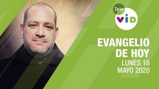 El evangelio de hoy Lunes 18 de Mayo de 2020, Lectio Divina ???? - Tele VID