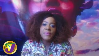 Etana: TVJ Smile Jamaica Interview - May 29 2020